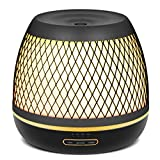 InnoGear 500ml Aromatherapy Essential Oil Diffuser with Iron Cover...