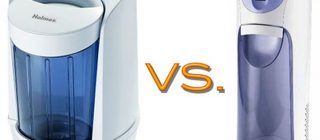 Cool Mist vs Warm Mist Humidifier