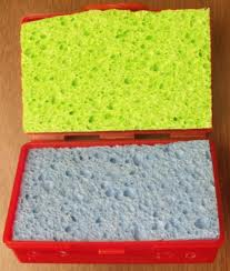 The sponge humidifier