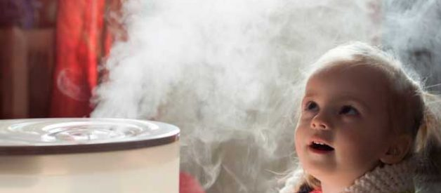 Best 3 Warm Mist Humidifiers for Babies