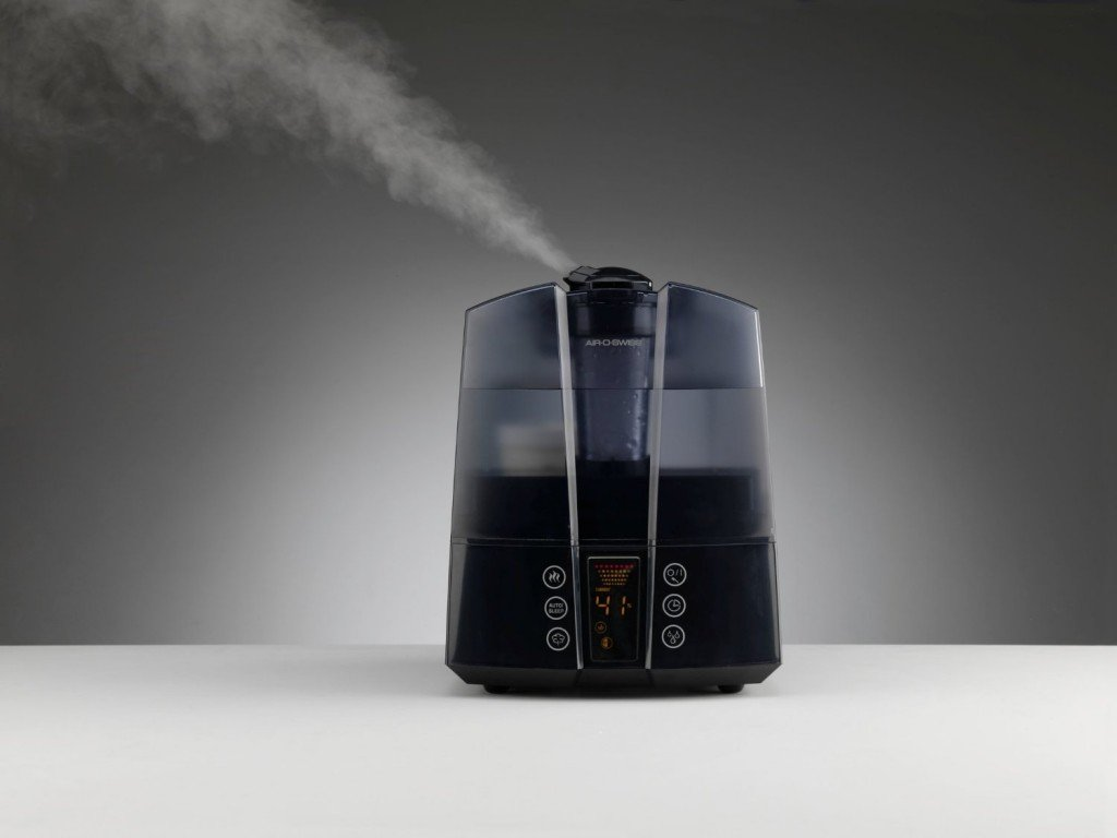 Best Cool Mist Humidifier for 2016 #484F5B