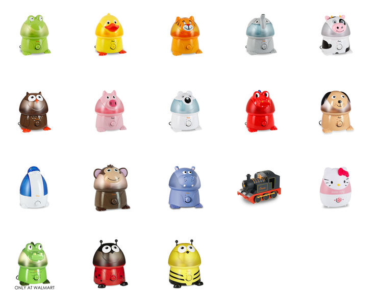 Best Adorable Children Room Humidifiers