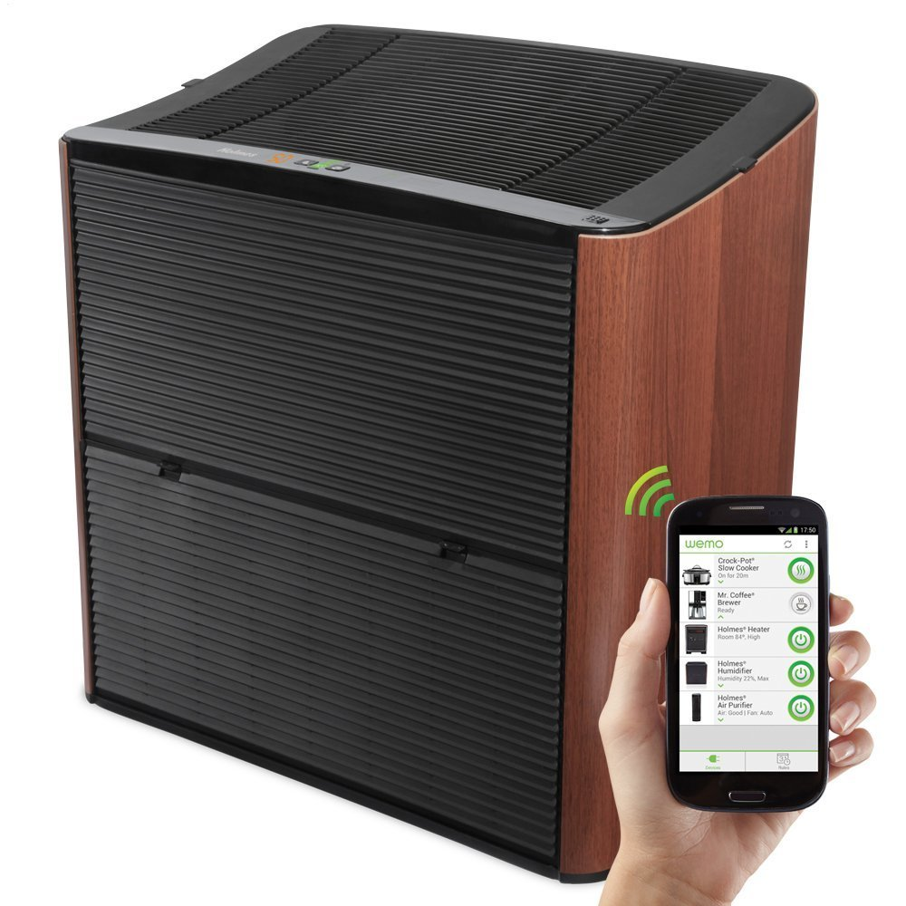 Holmes Smart Wifi-Enabled WeMo Whole Home Humidifier