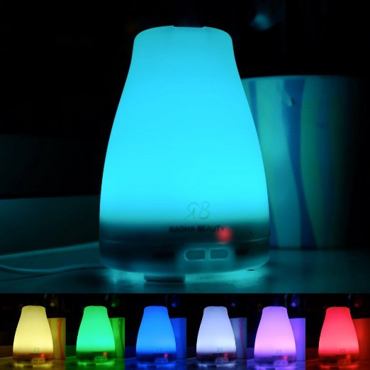 Radha Essential Oil Diffuser for Aromatherapy
