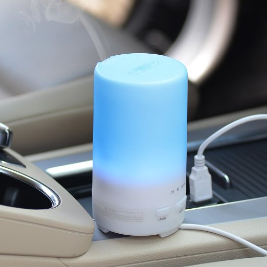 Best 6 Portable Essential Oil Diffusers Mist Humidifier