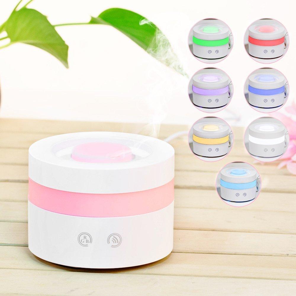 Pandawill® 100ml Mini USB Essential Oil Diffuser