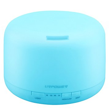 URPOWER 500ml essential oil diffuser