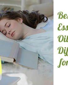 Best Essential Oil Diffusers for Sleep