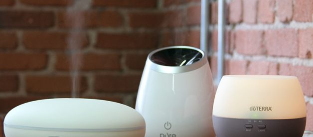 best essential oil diffusers under $50