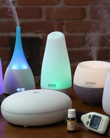 Mist Humidifier Lamp Models