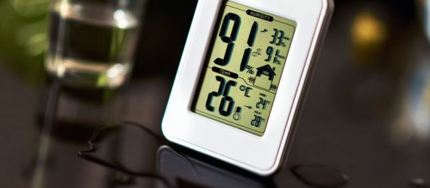 How Does Hygrometer Helps in Controlling the Humidity Levels of Your Room