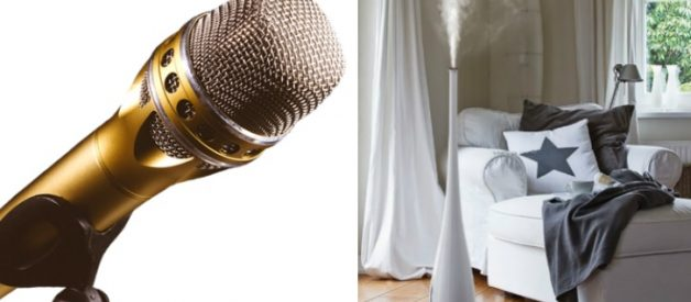 Best Humidifier for Singers: A Bells and Whistles Selection