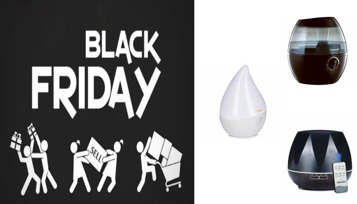 Mist Humidifiers Black Friday 2018 Best Deals