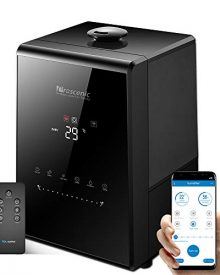 Best Smart Wifi Mist Humidifiers ( Alexa and Google Home Enabled)
