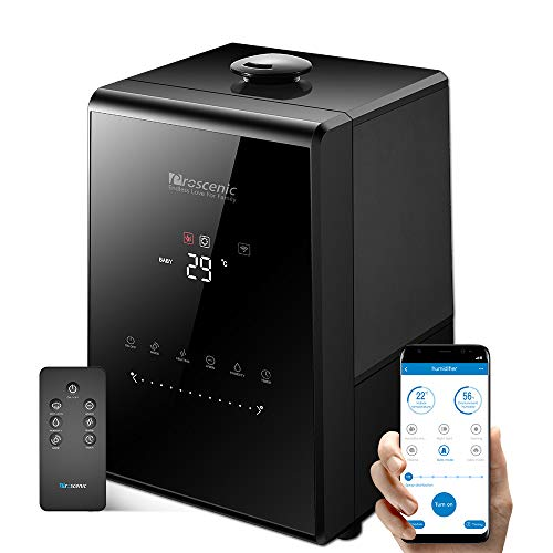 Best Smart Mist Humidifiers ( Alexa and Google Home Enabled)